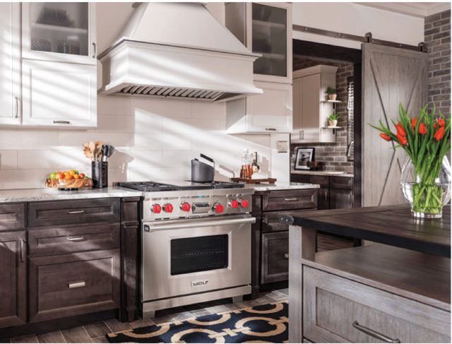 Stainless Steel Kitchen Modelling